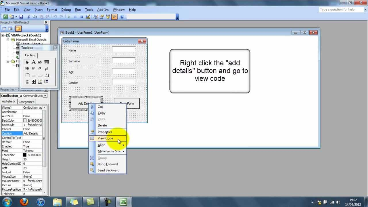 Ediblewildsus  Scenic How To Create A Simple Userform In Excel  Youtube With Licious Reference Excel Cell In Vba Besides Excel Pivot Calculated Field Furthermore Best Book For Excel With Alluring Drop Down Menu Excel  Also How To Use Excel For Inventory Management In Addition Sort Names In Excel And Excel Office  As Well As Pdf To Excel Sheet Converter Online Additionally Excel Change Number To Text From Youtubecom With Ediblewildsus  Licious How To Create A Simple Userform In Excel  Youtube With Alluring Reference Excel Cell In Vba Besides Excel Pivot Calculated Field Furthermore Best Book For Excel And Scenic Drop Down Menu Excel  Also How To Use Excel For Inventory Management In Addition Sort Names In Excel From Youtubecom