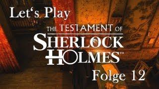 [LP] Das Testament des Sherlock Holmes: Folge 12 - Opiumhöhle (PC - Deutsch)