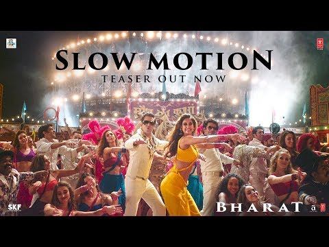 Slow Motion Song Teaser - Bharat |