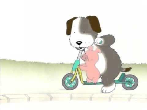 Kipper The Dog The Big Race