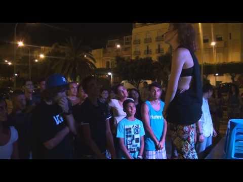 Tribu Melilla 2013: Sexy Dance.