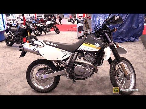 2015 Suzuki DR-650 S - Walkaround - 2014 New York Motorcycle Show