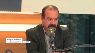 Philippe Martinez (CGT) :