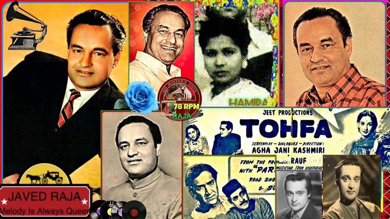 Download MUKESH & HAMEEDA-Film-TOHFA~{1947}-Jeene Ki Soorat Ho Gayi~[ Tribute To Great Mukesh ]
