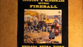 Brigáda Petra Žižky, bluegrass and country music, Noční Vlak