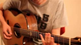 Acoustic Guitar Original by Toni Loopus Written 2013 Recorded in Se...