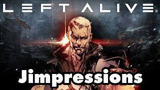 Left Alive - The Phantom Pain In The Ass  (Jimpressions) (Video Game Video Review)