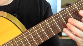 How to Make a F#M11 on a Guitar