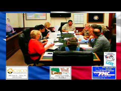 Eastland County Commissioner's Court