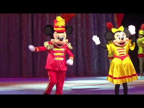 ディズニー・オン・アイス (Disney on Ice) 2017  Everyone