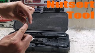 homepage tile video photo for You Need a Nutsert/Threaded Rivet/Insert Tool (Episode 18)