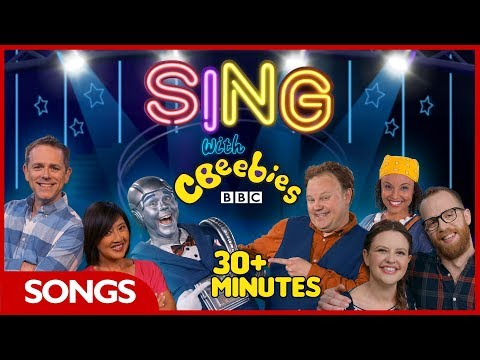 CBeebies Songs | Sing with CBeebies Compilation | 30+ Minutes