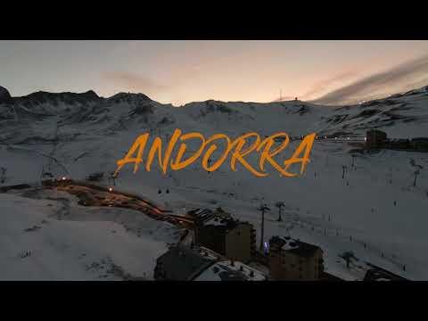 GoPro Karma & Hero 6 // ANDORRA Ski 2017