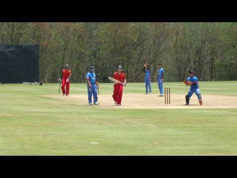 Thailand v China (ICC World Cricket League Qualifier 2017)