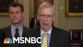 Joe: Mitch McConnell Won't Allow A Vote On Protecting America | Morning Joe | MSNBC