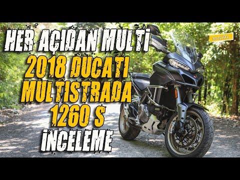 Ducati Multistrada 1260 S İnceleme