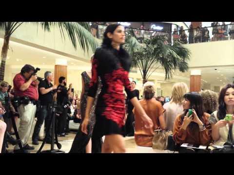 South Coast Plaza - Live the Look Fashion Show With Rachel Zoe - 10-9-14