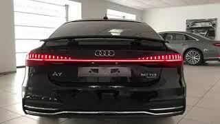 New Audi A7 50 TDI quattro Light controle 2018 review