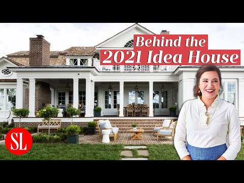 Go Behind the Scenes of the 2021 Idea House | The Designing & Building of a Dreamy Kentucky Mansion