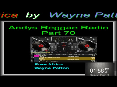 Andys Reggae Radio-Part 70