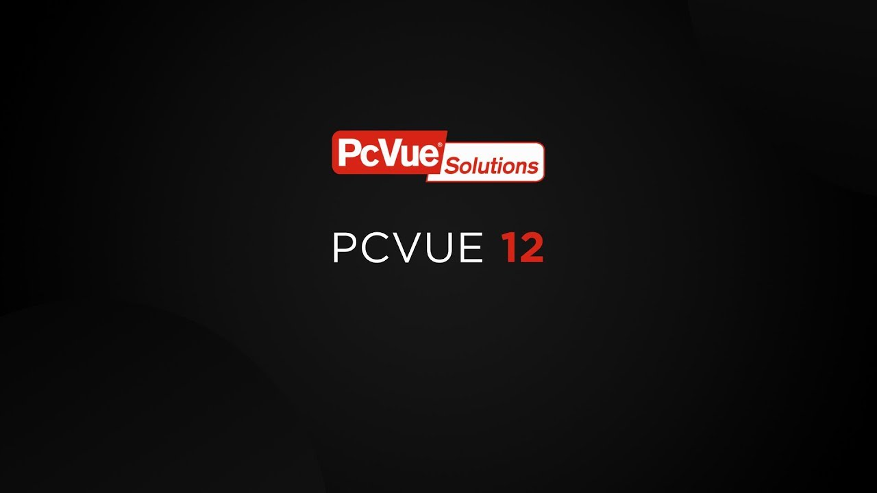 PcVue12 The #Open, #Secure and #Mobile #Platform