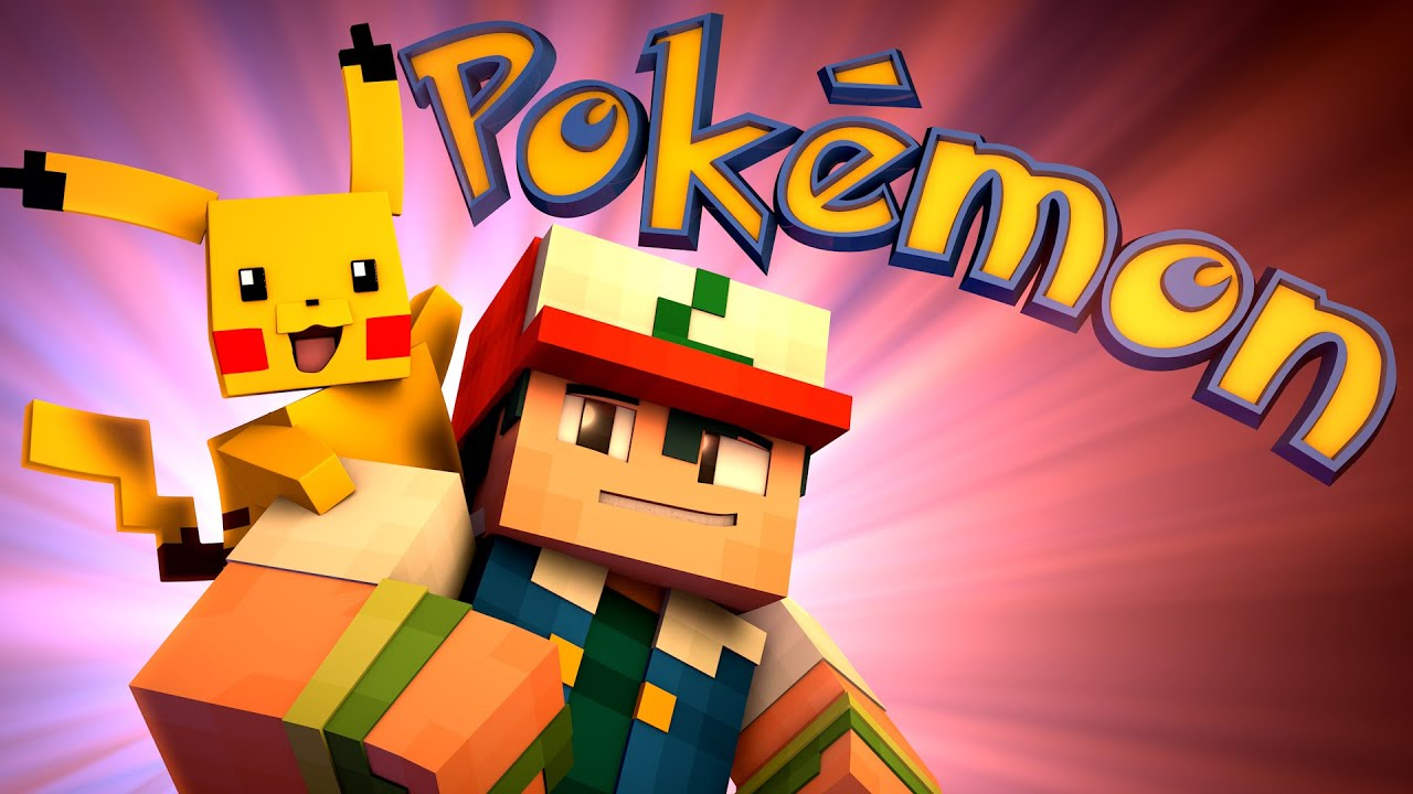 Minecraft Pokemon