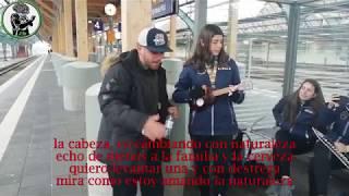 ¿FREESTYLE o TEMAZO de ERRECÉ? 🎵 (Subtitulado) II Red Bull Can You Make It ft. Mora