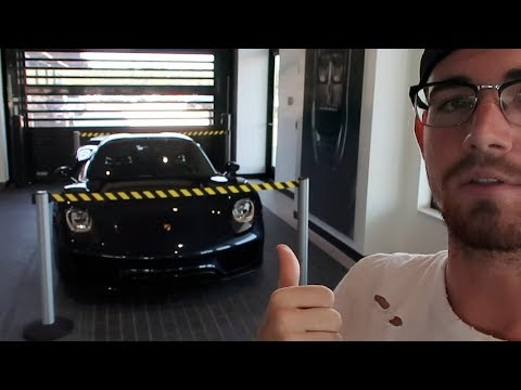 The Fastest Selling Porsche 918 in the Country!! (Sold before it even got inspected)