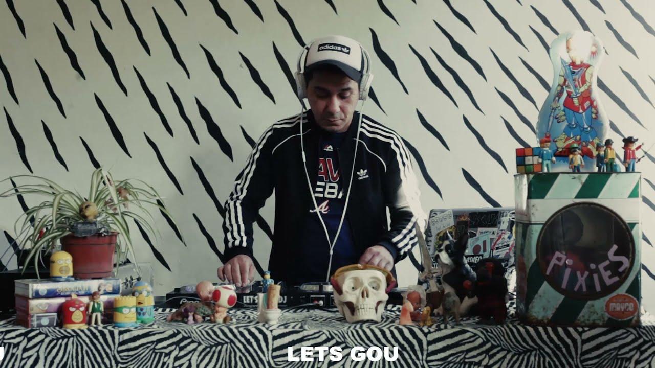 Download Dj Set Acid - Techno Letsgou ciclo #CuarentenaRosa 2