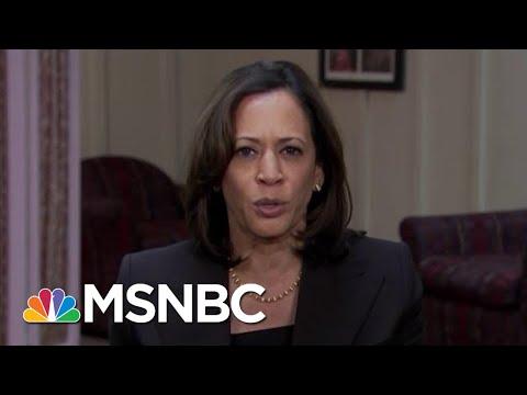 Kamala Harris: It Won't Be Easy, But I Intend To Win   Morning Joe   MSNBC