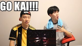Video EXO - BABY DON'T CRY (EXO'LUXION TOKYO DOME) REACTION!!! download MP3, 3GP, MP4, WEBM, AVI, FLV Mei 2018