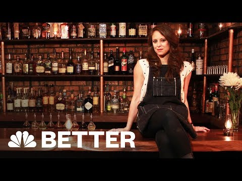 How Bartending Taught Me To Be A Better Listener | Better | NBC News