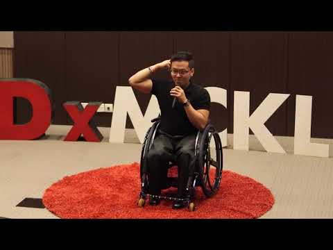 Potential of the Human Spirit | Daniel Lee | TEDxMCKL
