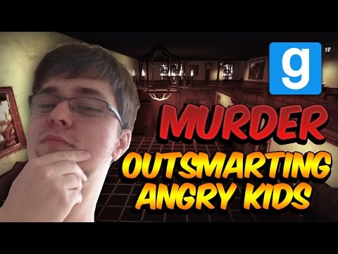 Murder -- OUTSMARTING ANGRY KIDS?!? LP WITH BRAIN WEINER