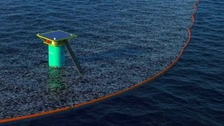 Teenager will mit Plastikmüll-Fallen die Meere schützen