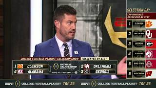 Wins and losses matter more than resume to the College Football Playoff committee | ESPN