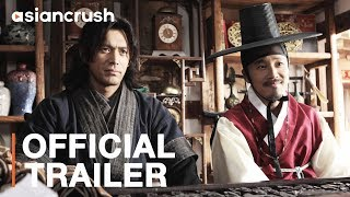The grand heist - official hd trailer - korean period action-comedy