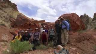Where's Western - Planetary Science Field School