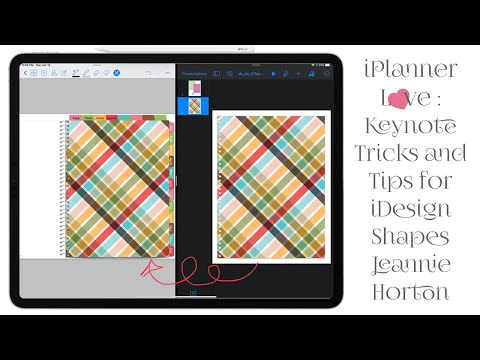 Keynote Tricks and Tips For iDesign Shapes-Filling a Simple Shape