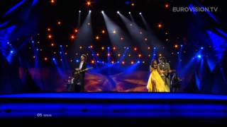 ESDM - Contigo Hasta El Final (With You Until The End) (Spain) - LIVE - 2013 Grand Final