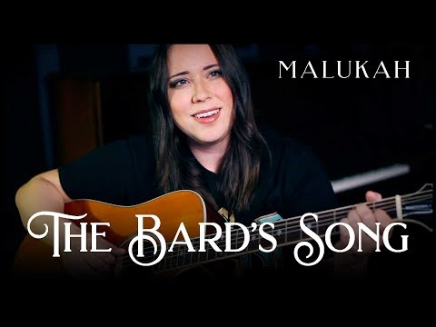 The Bard's Song (Blind Guardian) - Malukah Cover