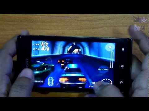 Sony Xperia J GAMING REVIEW HD by Gadgets Portal