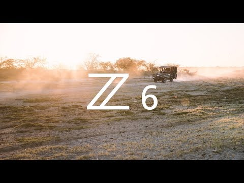 Weather sealing in the new Nikon Z6 | Tested in #Zambia and #Botswana