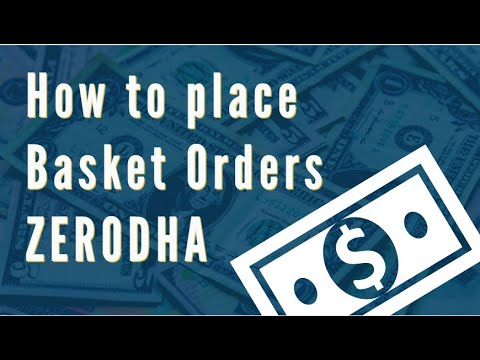 how to place stop loss order in zerodha