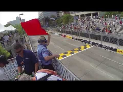 Green Flag to Red Flag - Baltimore - ALMS - Tequila Patron - ESPN - Sports Cars - Racing - Go Pro