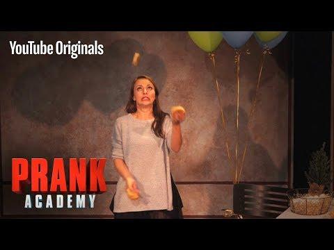 JUGGLING PRANK GONE WRONG!!! ft. OLGA KAY | Prank Academy | Episode 17