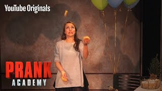 JUGGLING PRANK GONE WRONG!!! ft. OLGA KAY | Prank Academy | Episode 17