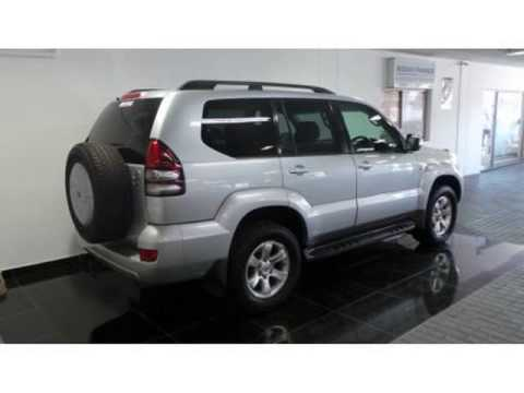 2004 toyota land cruiser prado 4 0 v6 vx a t auto for sale. Black Bedroom Furniture Sets. Home Design Ideas