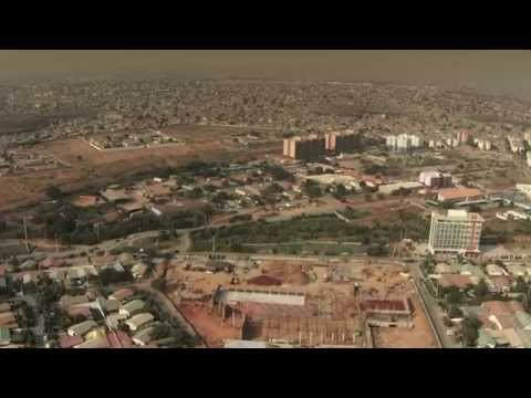 A piece of Angola. (Beautiful images with DJI Phantom)
