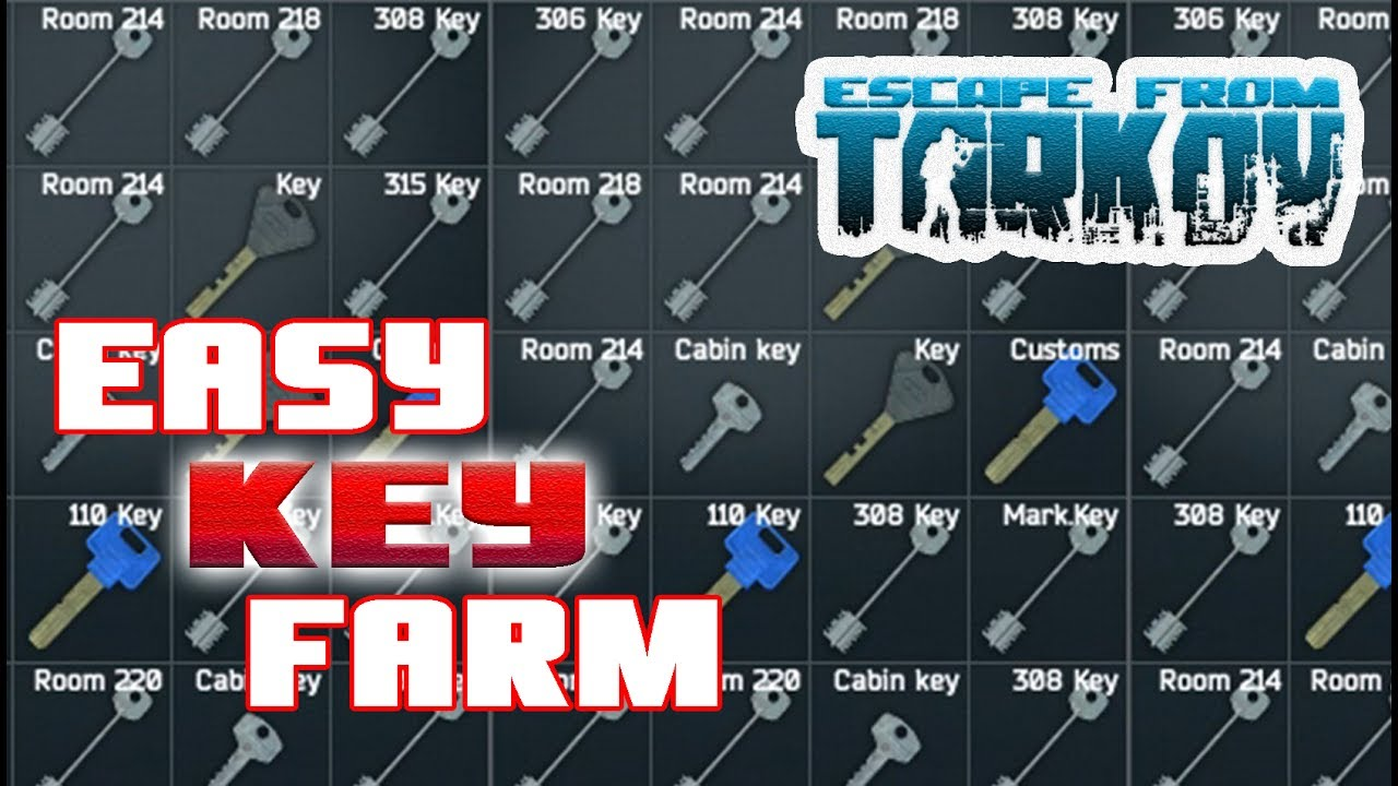 Get All Customs Keys And Pc Parts Fast And Easy 3